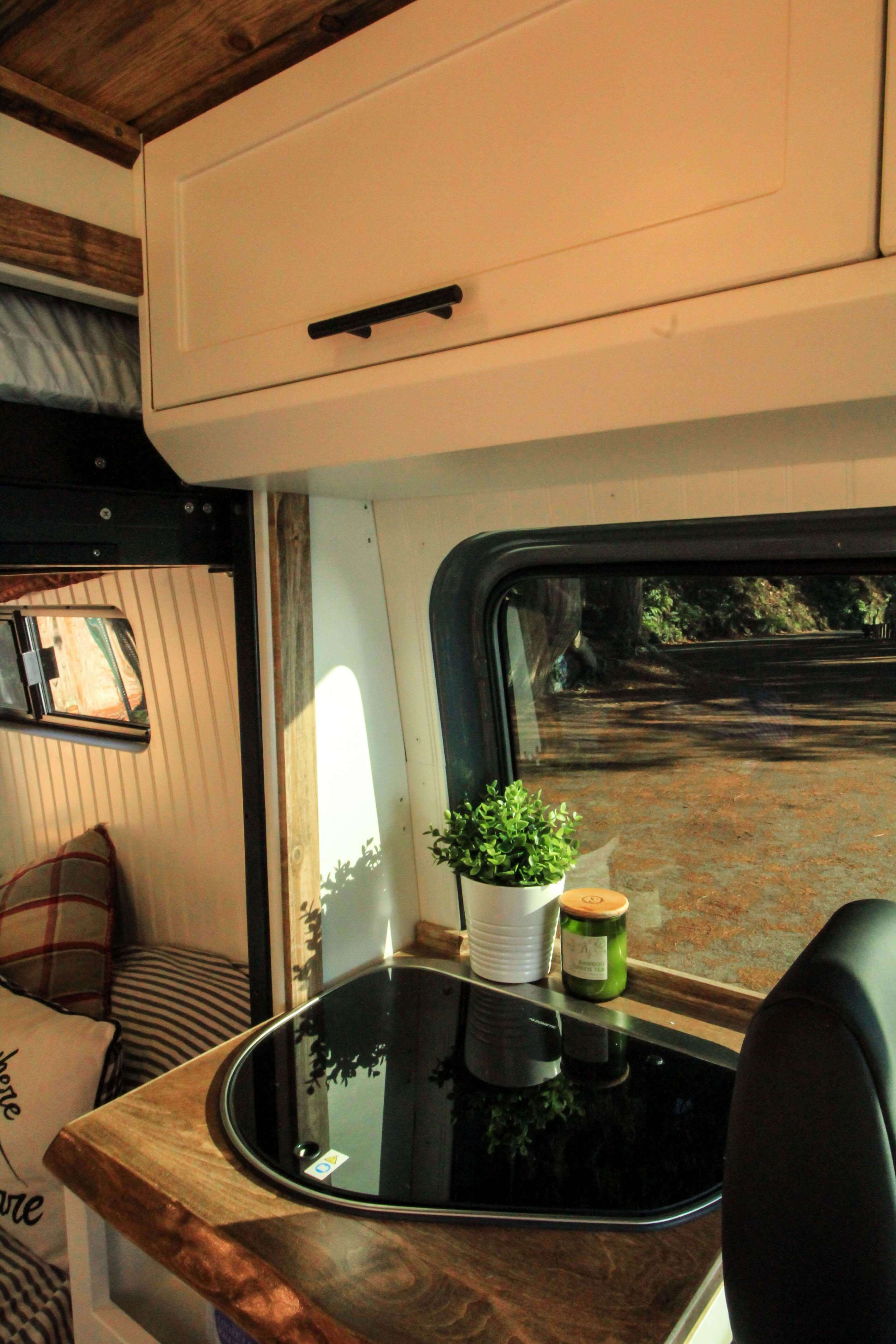 The Family Van Conversion Van conversion interior