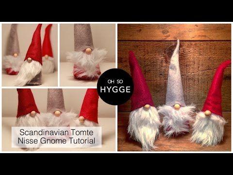 diy schwedische weihnachtswichtel sockenwichtel basteln nikolaus youtube infeltrire. Black Bedroom Furniture Sets. Home Design Ideas