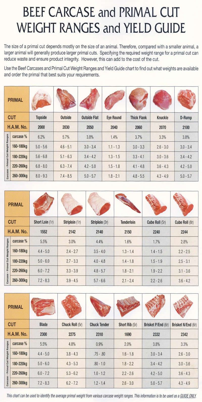 small resolution of image detail for beef cuts chart for australian beef