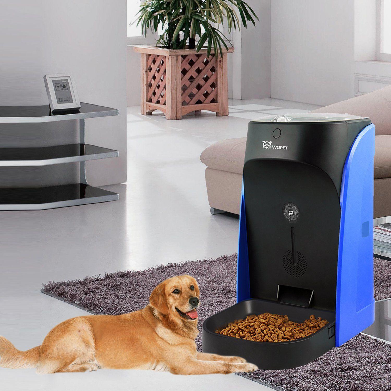 Smart Pet Feeder F02 Pet feeder, Best cat food