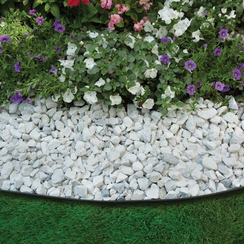 No Dig Garden Edging Easyflex™ Landscaping Edging In 400 x 300