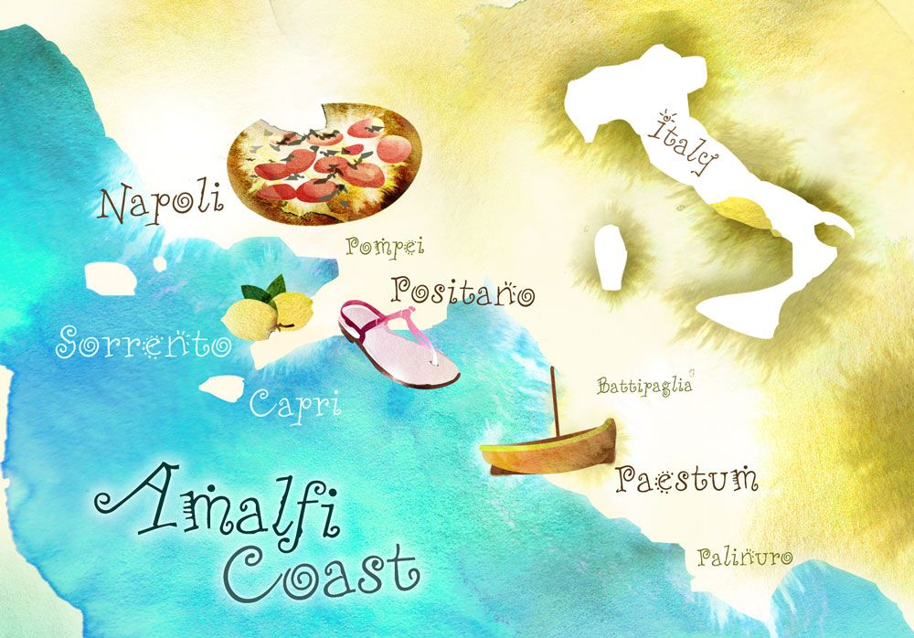090cb9aba2cf Amalfi Coast  Sorrento