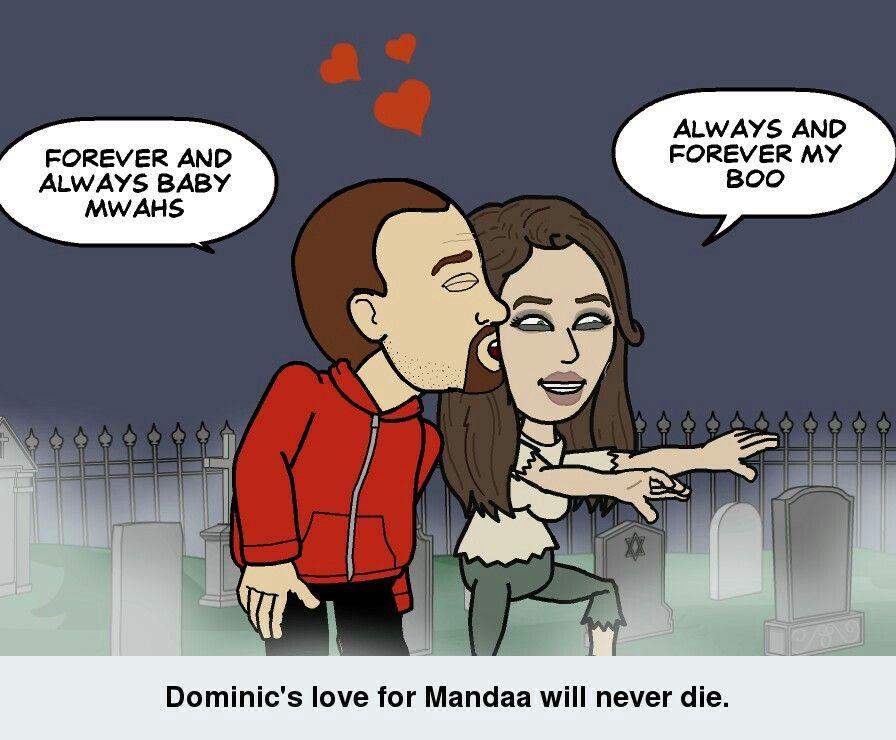 Dom & Amanda