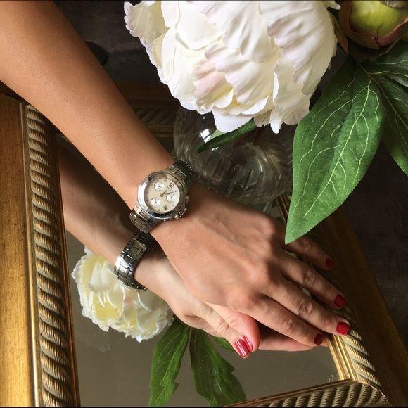 Concord Women's Watch Concord Saratoga Watch with Diamonds