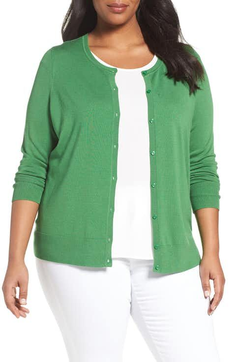 Should I try green? Cardigan Only (no white pants)