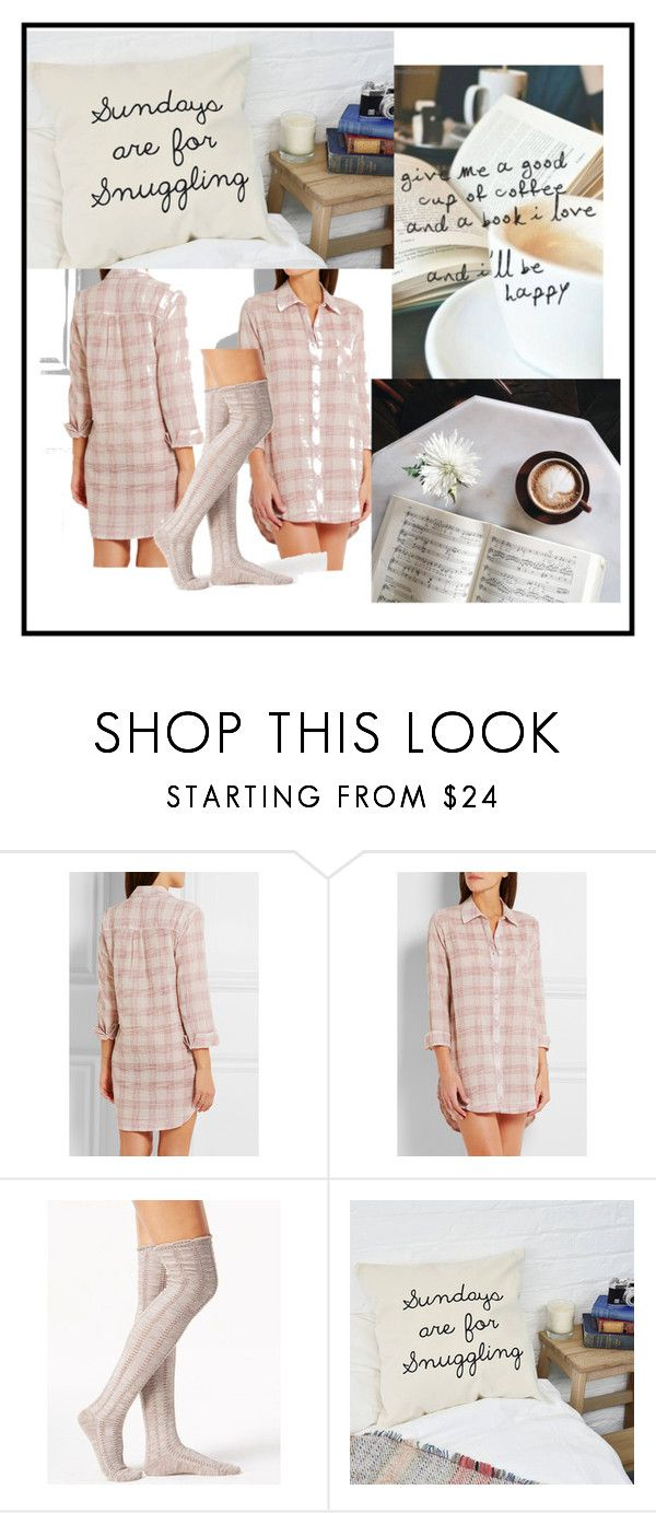 """Lazy Sunday"" by b-maya ❤ liked on Polyvore featuring beauty, Skin and Free People"