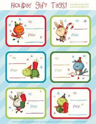 tarjetas de navidad para imprimir i
