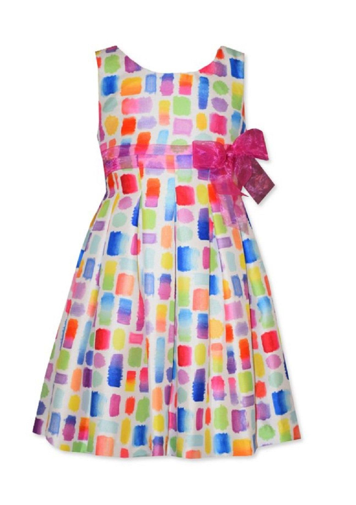 Bonnie Jean Multi Easter Spring Summer Dress Girls 3t Multi She Will Be So Sweet At Any Special Oc Girls Dresses Summer Toddler Girl Dresses Summer Dresses [ 1653 x 1164 Pixel ]