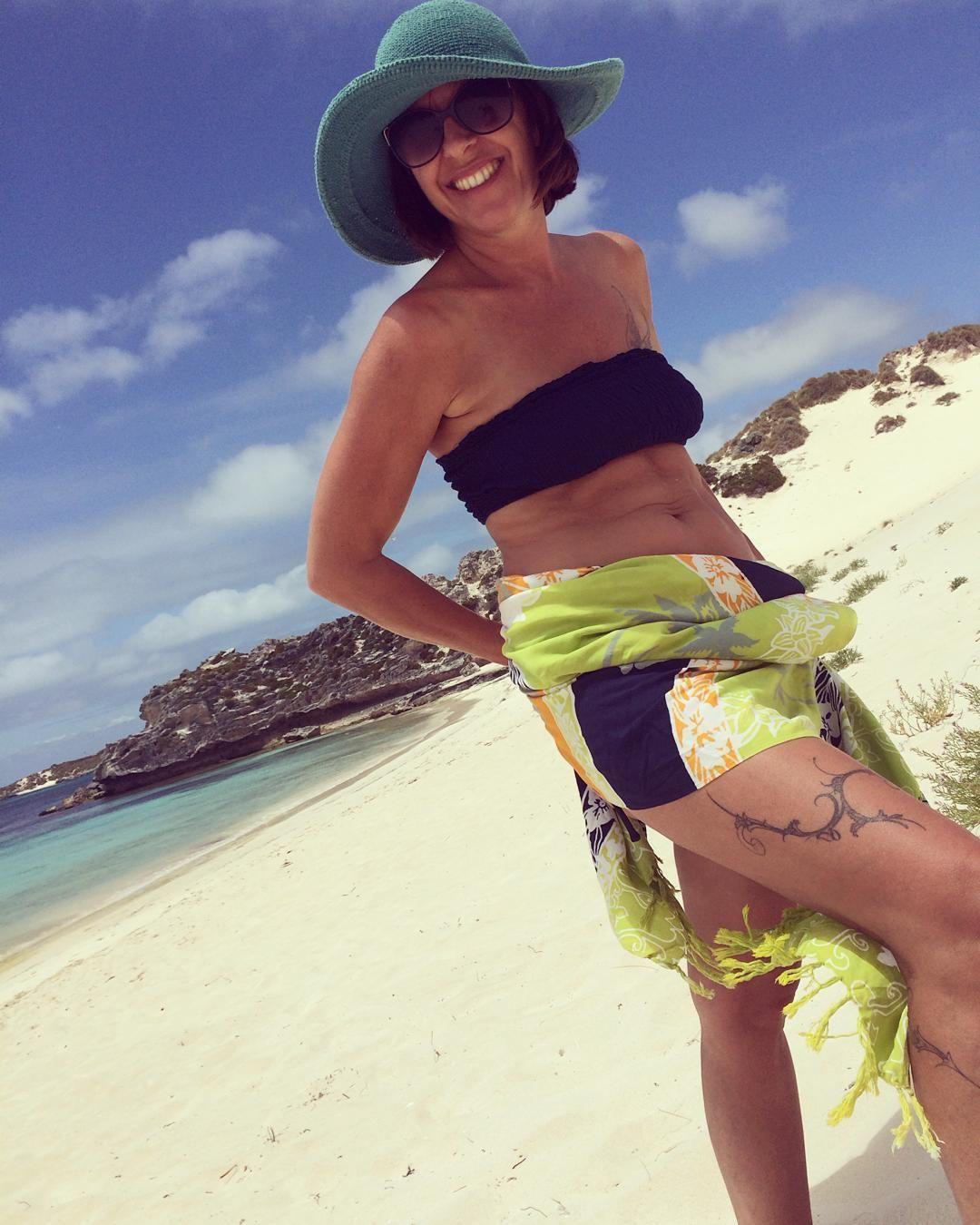 Summer forever #summer #forever #beach #westernaustralia #rottnestisland #plage #été #freedom #myhapiness by boho_lita http://ift.tt/1L5GqLp