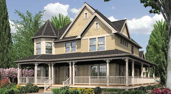 17 Best 1000 images about Dream House Plans on Pinterest Queen anne