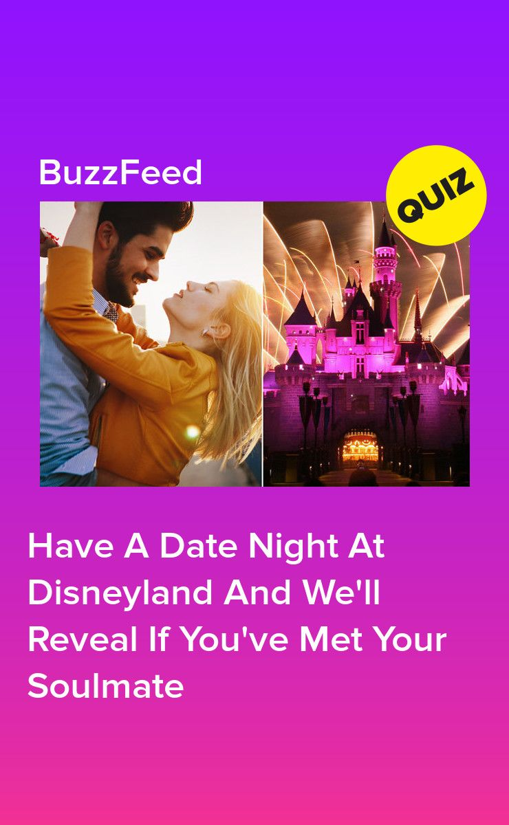 Visit Disneyland With Your Boo And Well Tell You If You
