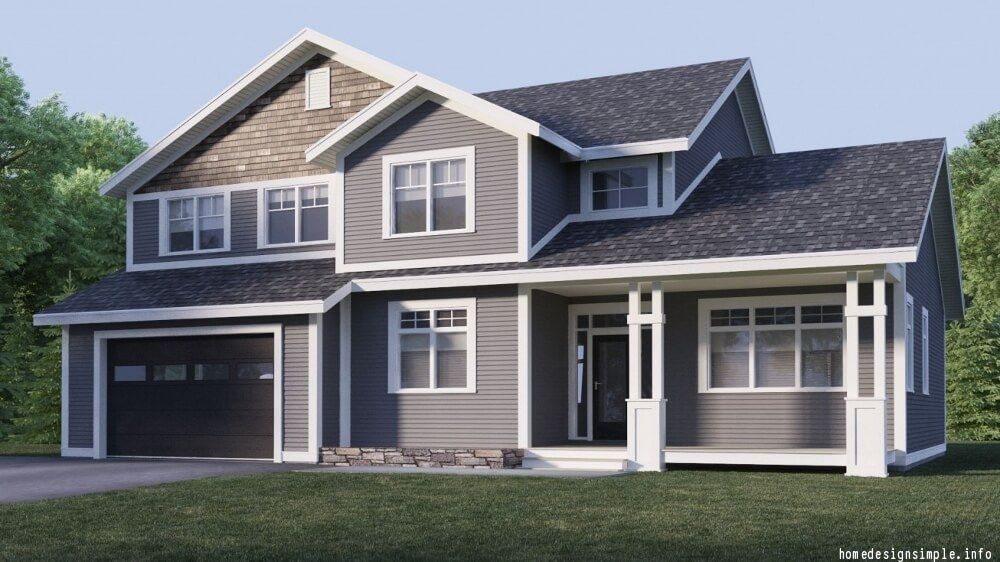 Top Exterior House Color Schemes Grey Exterior House Colors House Exterior Color Schemes Exterior Gray Paint