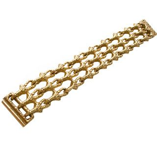 sharart jewelry   Sharart Design - Fine Designer Jewelry Blog: Gold Vintage!