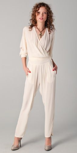 """IRO """"Boston"""" Jumpsuit - I think it's a sign that I need this!"""
