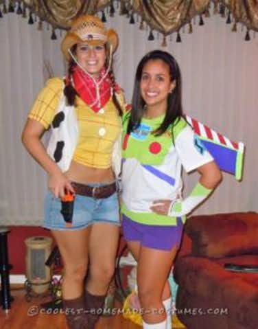 13 Totally Clever Halloween Costumes For Lesbian Couples Unique - creative halloween costumes ideas