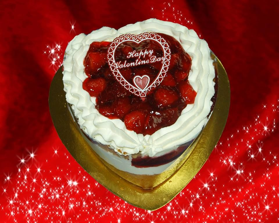 Awesome valentines day cakes online cake delivery