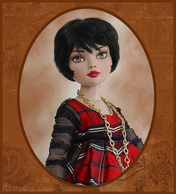 Ellowyne Sadly, Madly Plaid | Flickr - Photo Sharing!