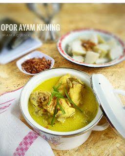 Resep Masakan Opor Solo Resep Cara Masak Resep Masakan Resep Resep Masakan Indonesia