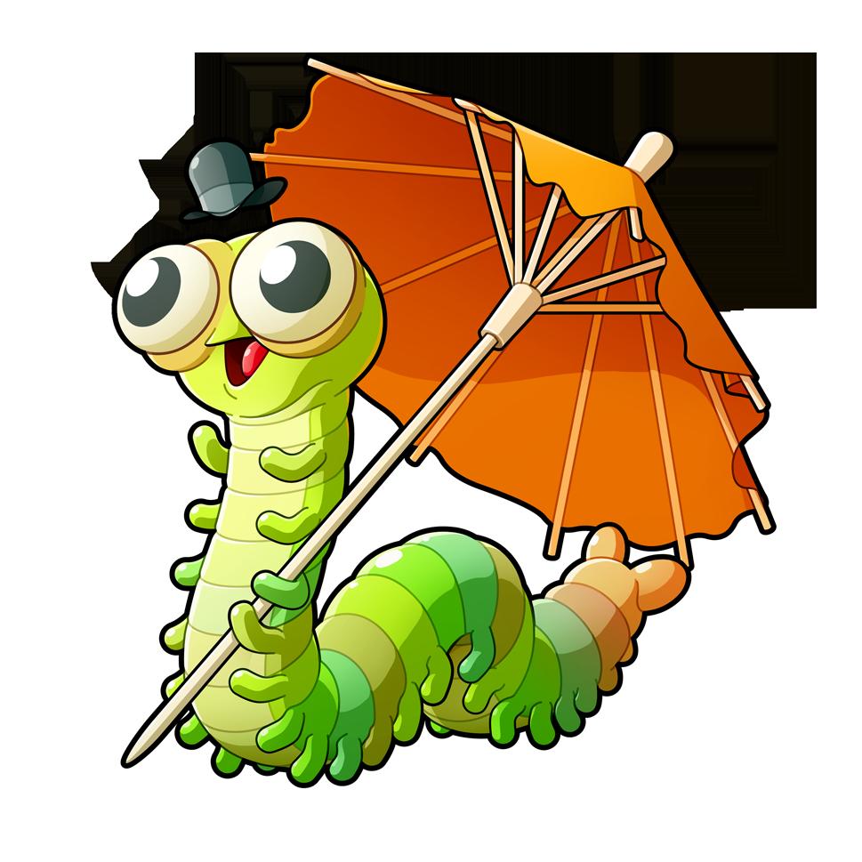Marveled Caterpillar By Mathieubeaulieu On Deviantart Caterpillar Marvel Cartoon