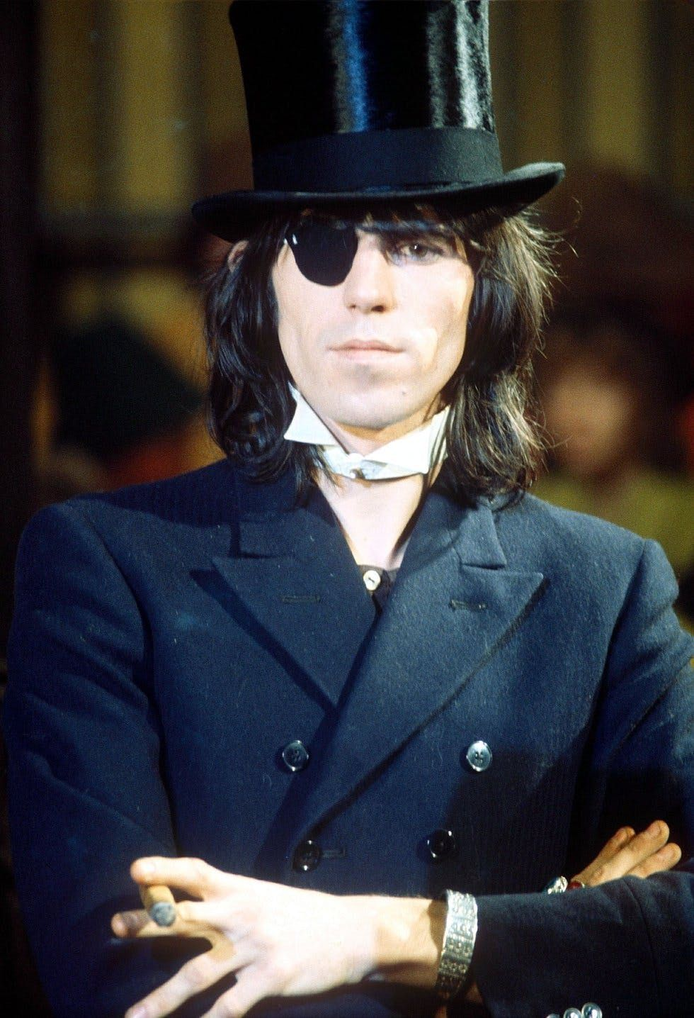 25 Times Keith Richards was the Most Stylish Man in the