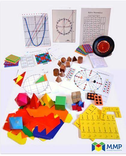 KIT Laboratório de Matemática para Ensino Médio