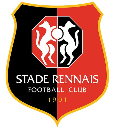 Rennes Stade Rennais Football Club Srfc Soccer Logo Football Logo Sports Team Logos