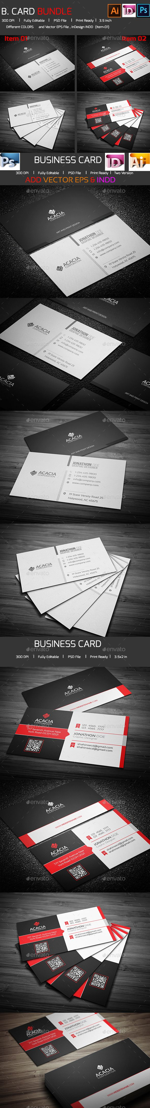 Bundle- 2 in 1 Business Card_04