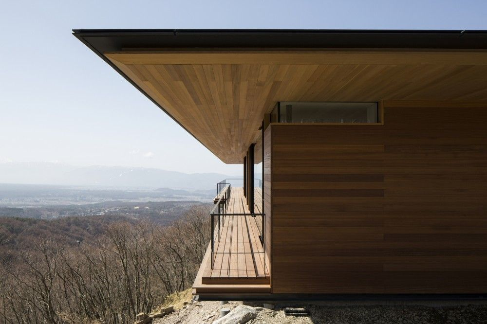 Image 3 Of 34 From Gallery Of House In Yatsugatake / Kidosaki Architects  Studio. Photograph By Photography Design Ideas