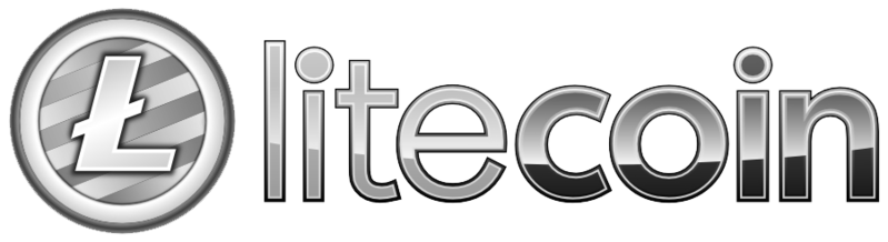 File Litecoin Logo With Text Png Crypto Currencies Logos 7 Logo