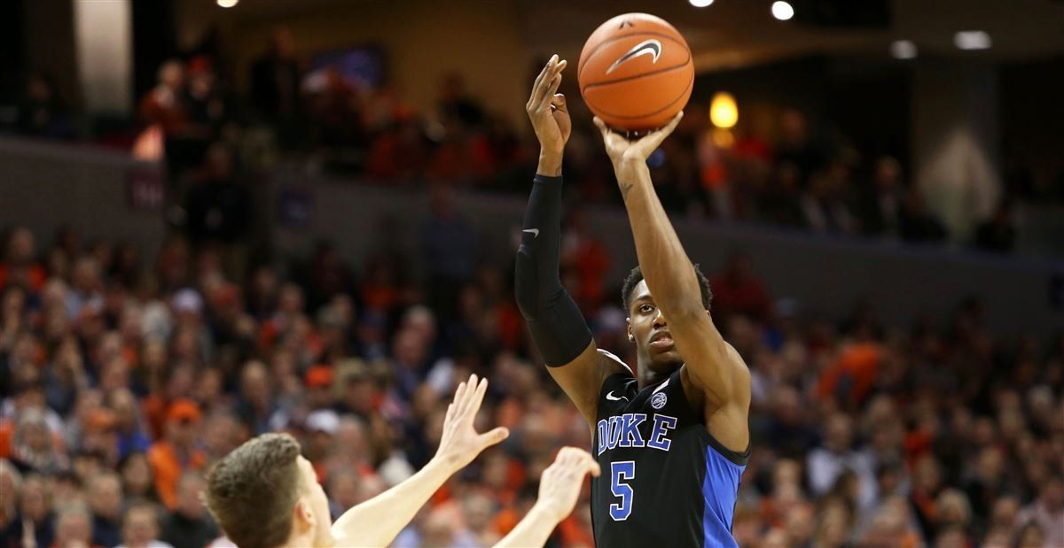 3fd9293b847a ESPN rips Duke RJ Barrett for  funeral  comments - 247Sports ESPN rips Duke  RJ