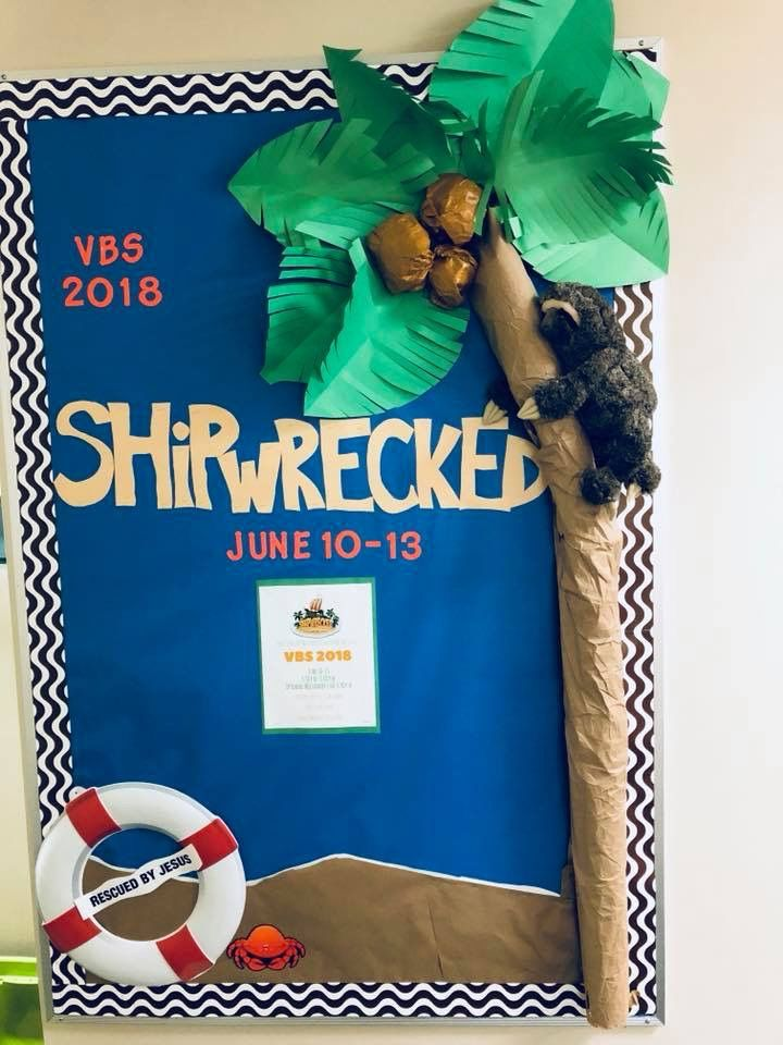 Pin by Carla Anderson on Shipwrecked VBS | Vbs crafts, Vbs ...