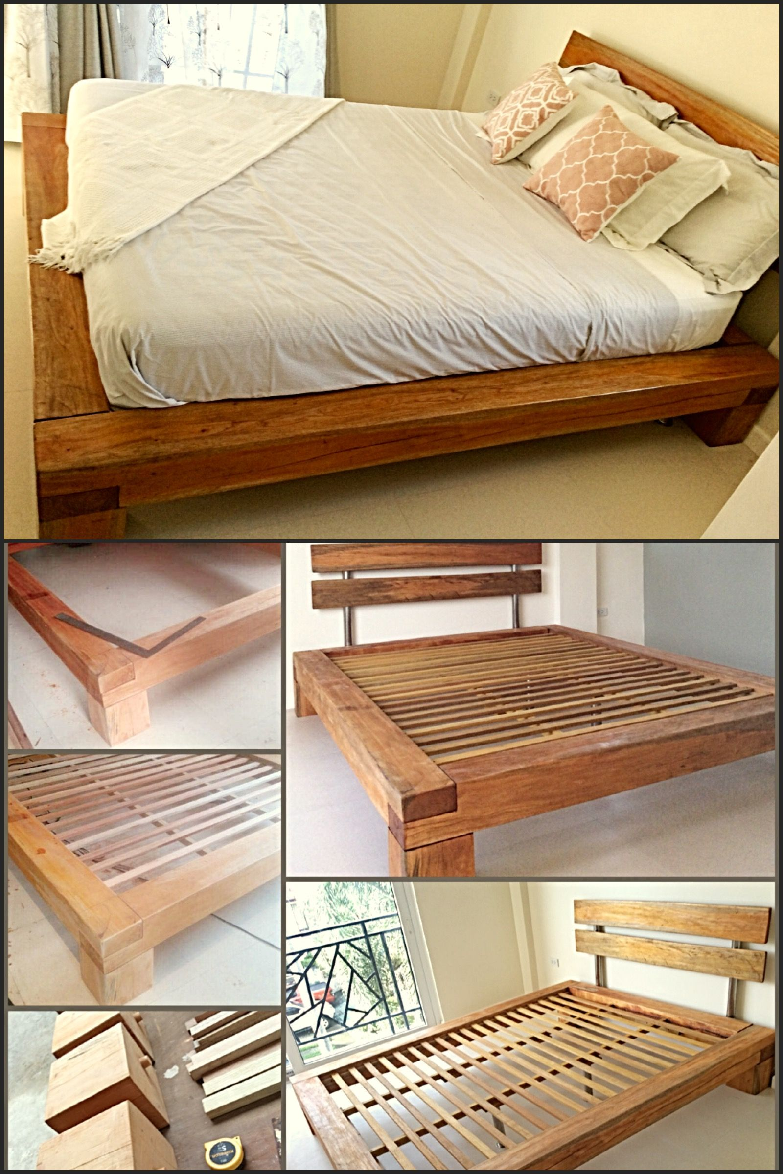 Pin By Paula Bruner On Bespoke Projects Bed Frame And Headboard