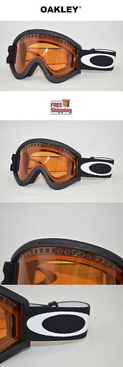 Goggles and Sunglasses 21230: Oakley® E Frame® Snow Goggles Dual ...