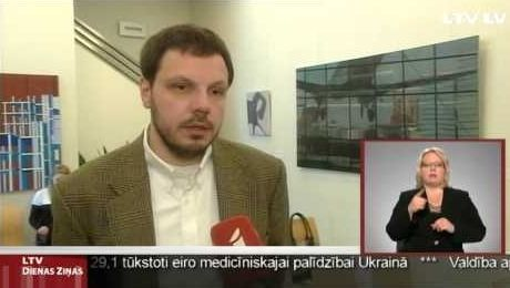 """Ar aplikāciju """"EUVOX 2014"""" aicina """"pielaikot"""" partijas"""
