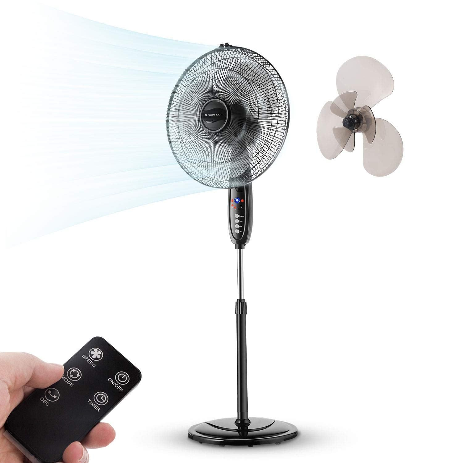 Boughtagain Awesome Goods You Bought It Again Floor Fan Standing Fans Pedestal Fans