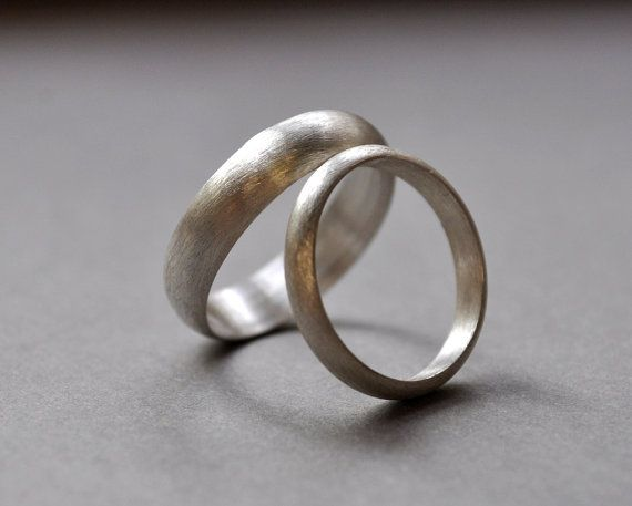 Pin On Silver Wedding Rings