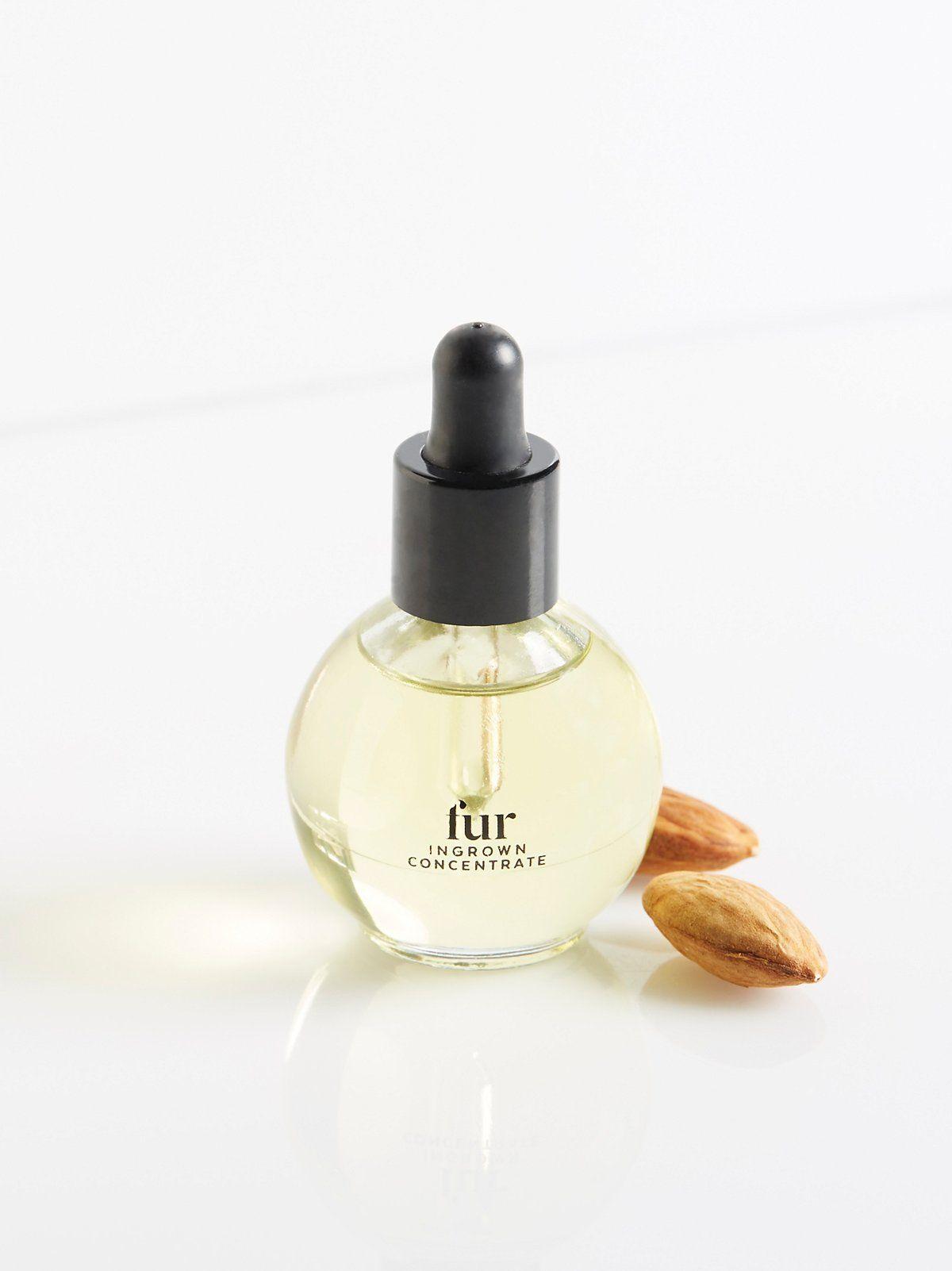 Fur Oil Essential oils for hair, Ingrown hair, Ingrown