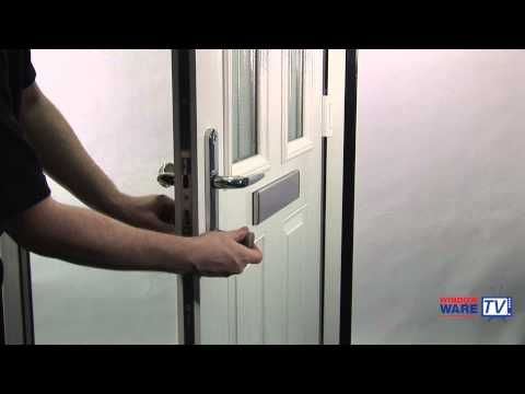 How To Remove And Replace A Upvc Eurocylinder Door Lock Door Locks Upvc Cylinder Lock