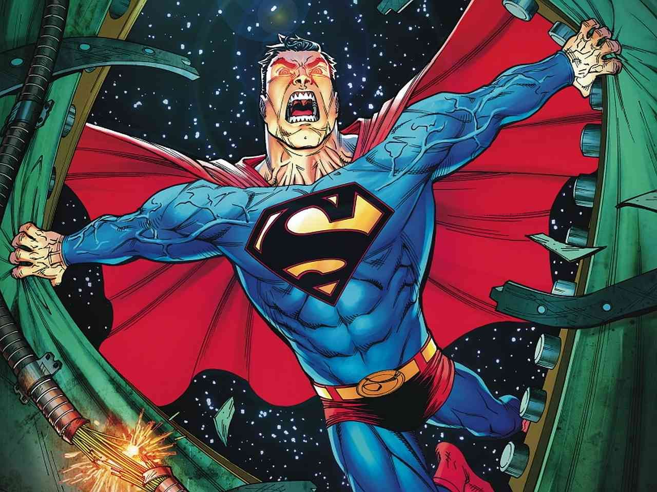 Superman Is Most Famous Comics Character In The World Comics Is Very Popular Medium To Express Story Easily Story Can Be Ea Superman Comic Superman Superhero