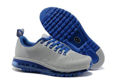 new products 7c5c7 3d943 Nike Air Max Motion NSW Mens Grey Royal For Sale