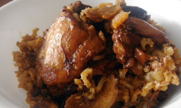 Claypot chicken rice without claypot healthy malaysian food blog claypot chicken rice without claypot healthy malaysian food blog food recipes forumfinder Gallery