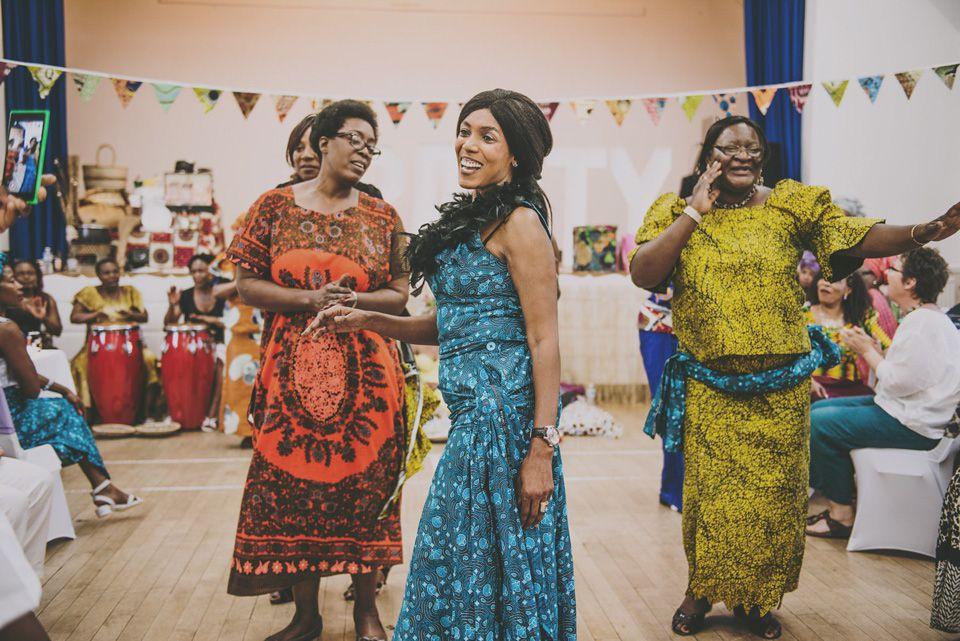 A Colourful Zambian Kitchen Party   Kitchen Party   Pinterest ... on