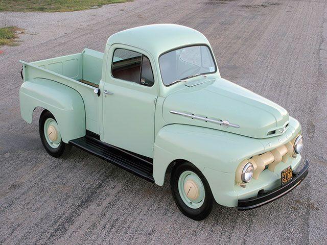1952 Ford Want One Classic Cars Trucks Classic Trucks
