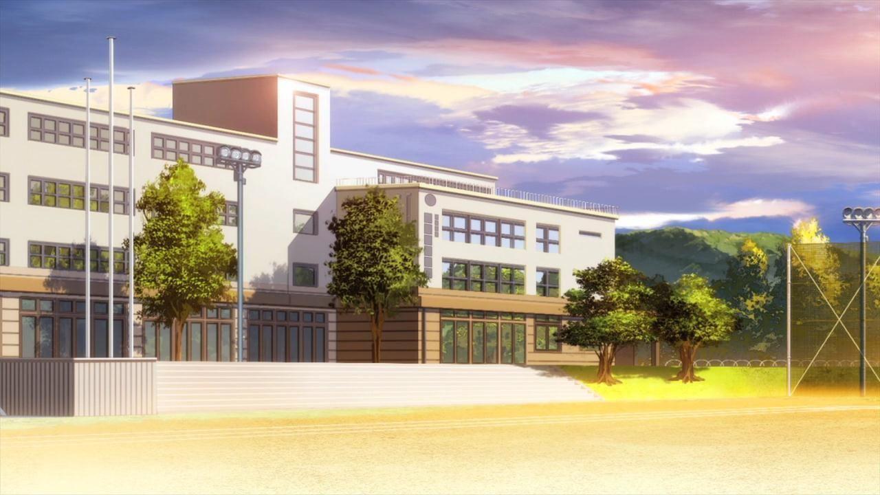 Pin by Harumi Anitaku on Paisajes Anime Anime scenery