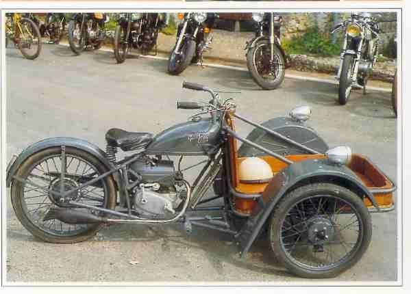 Peugeot Triporteur 53 Tm 55 Et 57 Tn Motocyclette Motorrad