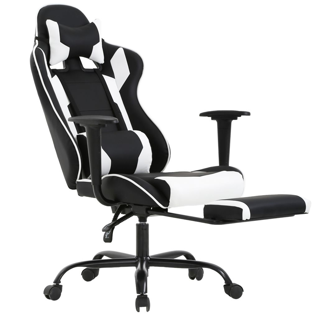 Bestoffice High Back Recliner Office Chair Computer Racing Gaming Chair Rc1 Walmart Com In 2020 Ergonomic Office Chair Office Gaming Chair Gaming Chair