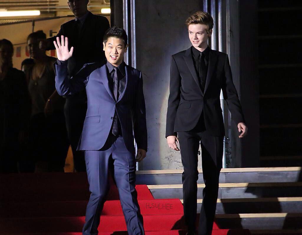Ki Hong and Thomas