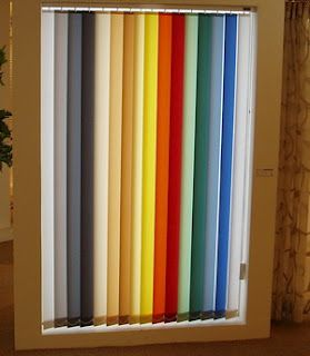 How to Make Fabric-Covered Vertical Blinds?(Sheer