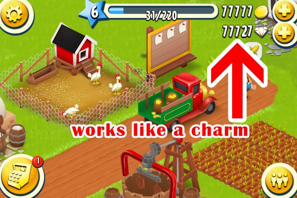 Hay Day Hack - How to Get Unlimited Diamonds and Coins and