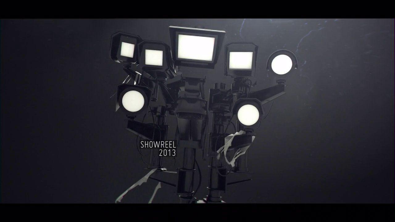 3D Showreel 2013